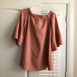Misguided off shoulder dress